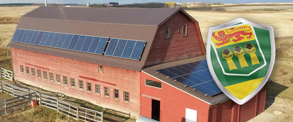 Solar Saskatchewan