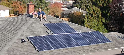 Canadian Solar Energy Programs