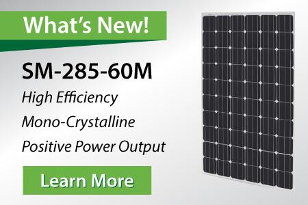 SM-285-60M Solar Panel