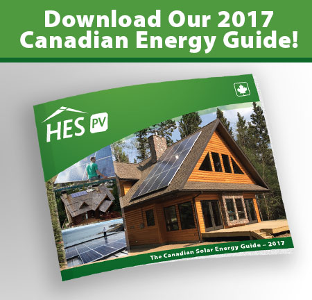 Canadian Solar Energy Guide - 2017