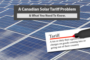 Solar Tariffs to result in Higher Costs for 2015