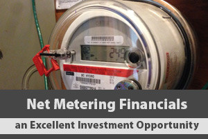 Canadian Solar Net Metering Financials -  Explained