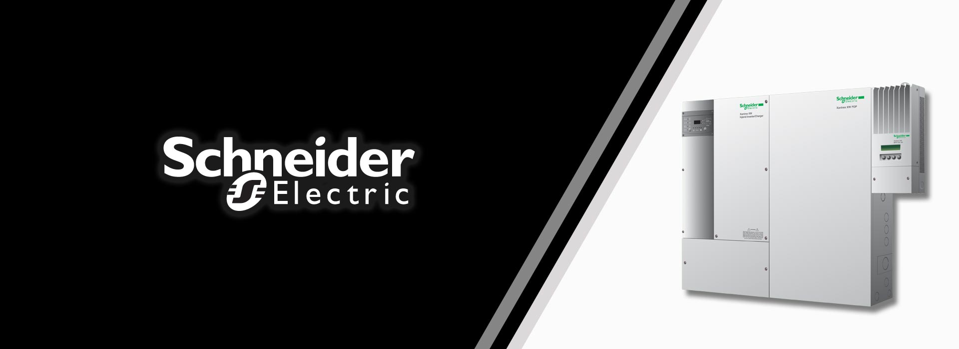 Schneider Electric | Battery Based Inverters & Charge Controllers