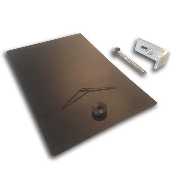 Fast-Rack ULTRA Flash Kit for Shingle Roofs