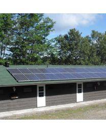 5kw grid tie solar pv system