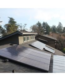 Victoria Solar Home Example: 4kW MicroBlox Reduces Electrical Costs by +30%