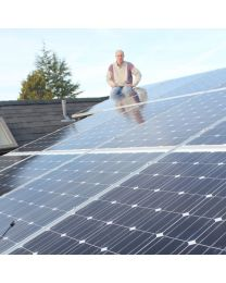 Victoria Solar Home Example: 6.1kW Solar System Reduces Electrical Costs by +40% for Life