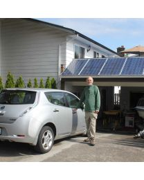 Solar Powered Electric Vehicle