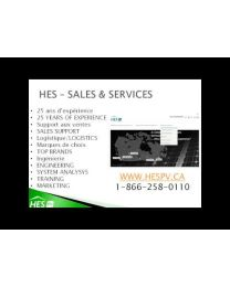 Bienvenue chez HES PV | Welcome to HES PV