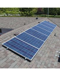 Metchosin Solar Home: 1.75kW Solar System Lowers Power Costs