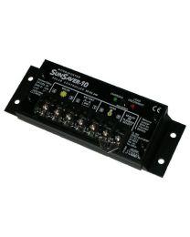 Morningstar SS-10L-24 SunSaver 10 Amp Regulator W/ LVD,TC - 24VDC