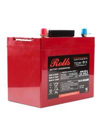 Rolls - S12-95AGM – Solar Battery, 12V, 95AHr