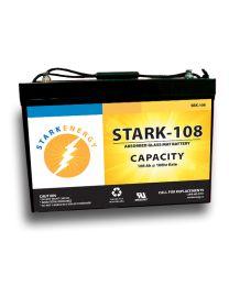 STARK AGM BATTERY 108