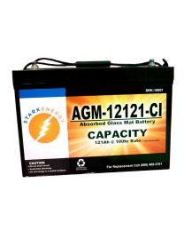 stark, srk121AGM AGM Battery
