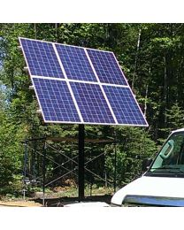TPM6 Pole Mount for Six 60/72 Cell Solar Modules