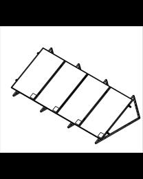 FastRack FR-VRM2-UNI Roof Mount 60/72C