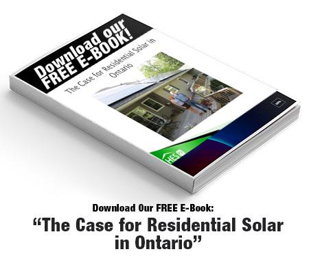 Net Metering in Solar Ontario