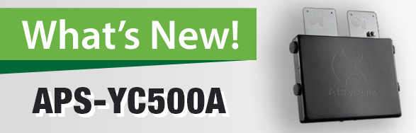 APS-YC500A Micro Inverter