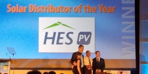 Solar Distributor of the Year