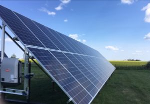 Solar Ground Mounts 101 - 2 to 200kW Made Easy