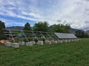Rural Solar Ground Mounting Design Tips